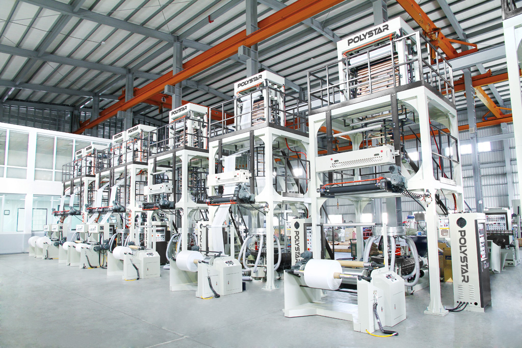 blown film extrusion lines in myanmar